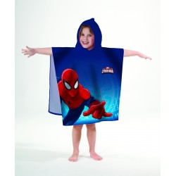 Cape de Bain SPIDERMAN - Devant