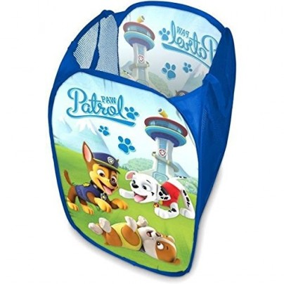 Sac de Rangement Pop Up PAW PATROL