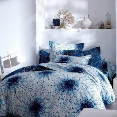 Linge de Lit MAGIC INDIGO