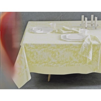 LOT DE 6 SERVIETTES CARRARE